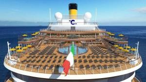 Crociere: Costa Diadema, la madrina sarà una agente viaggio