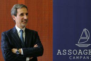 Stefano Sorrentini, Presidente Assoagenti Campania