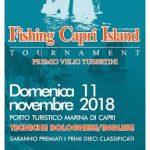fishing capri island