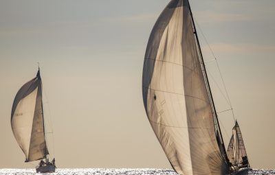 campionato invernale vela d altura Golfo di Napoli