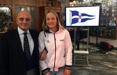 Carolina Albano con Carlo Campobasso
